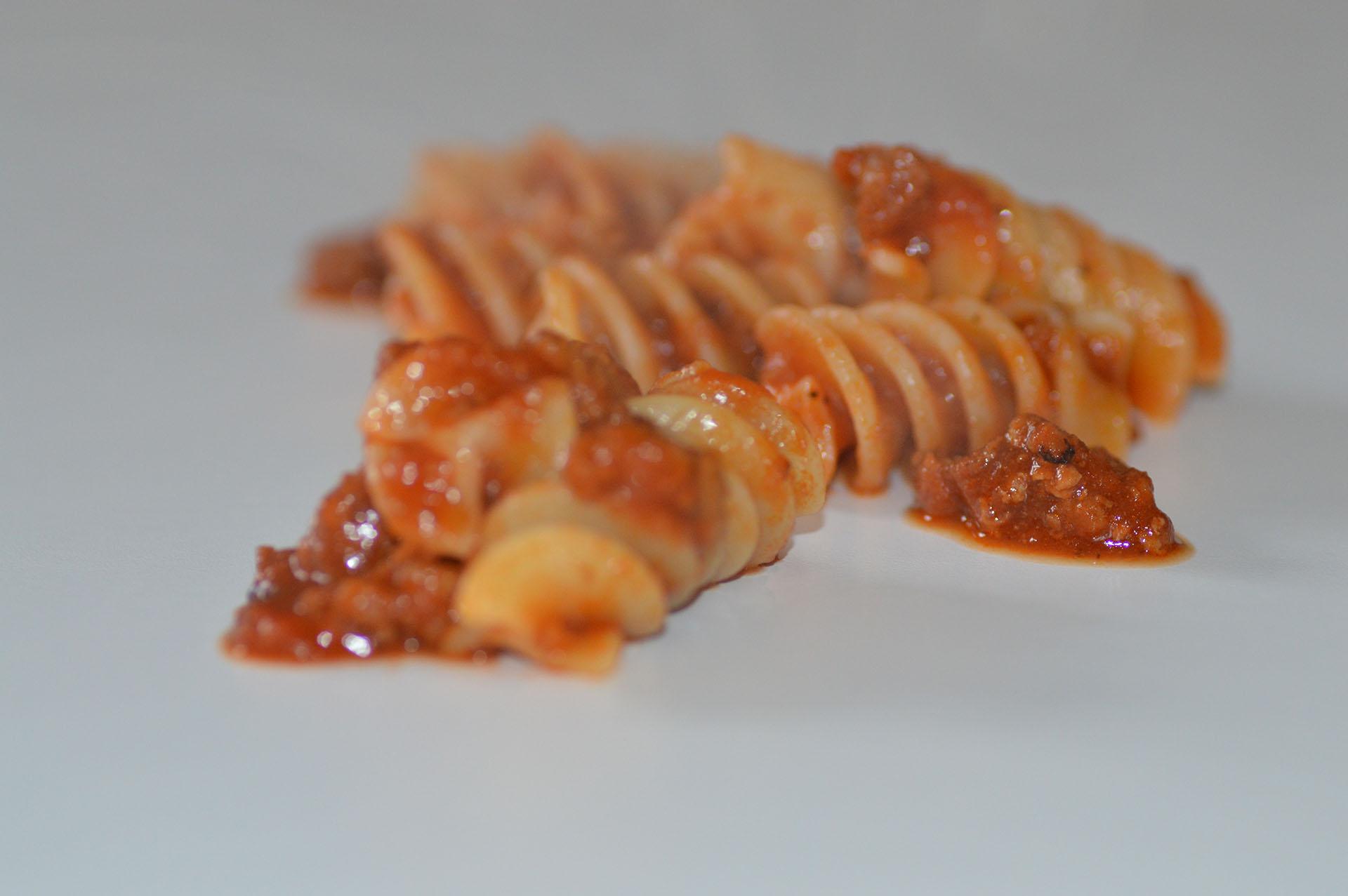 primo pasta selvaggina ricetta