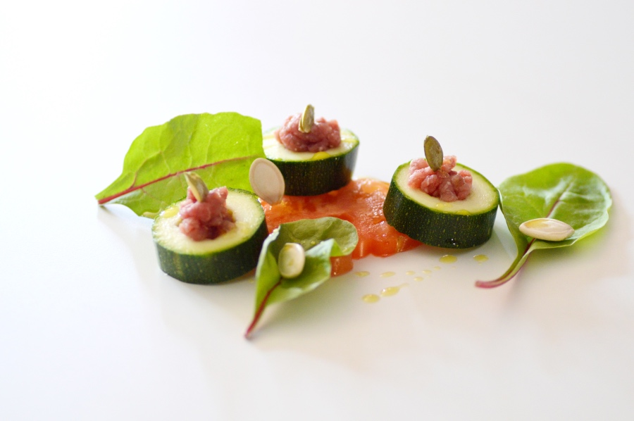 tartare ricetta selvaggina