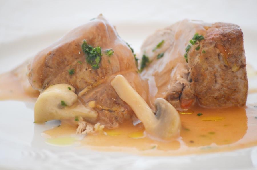 Franchi Food Academy ricetta camoscio