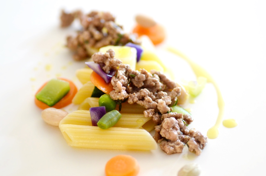 Primi piatti selvaggina ricette pasta