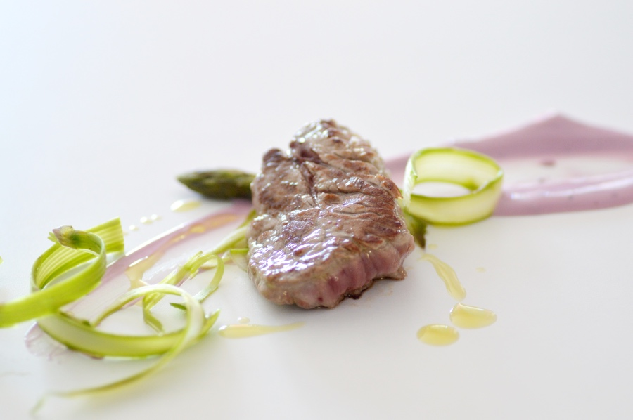 Franchi Food academi roe deer recipe