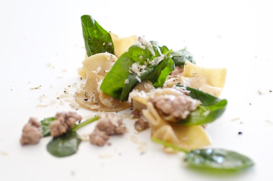 Franchi fucili food academy tartufo pasta camoscio
