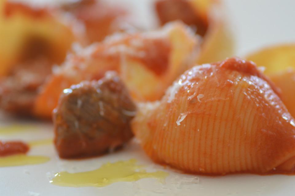 Ricetta selvaggina Franchi pasta anatra Franchi