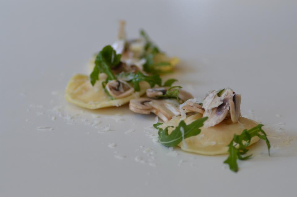 selvaggina Ravioli ceci fagiano ricette