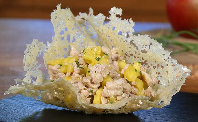 insalata-fagiano-zenzero-mango